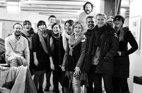 Calle skapar stämning på Astrid Lindgrens Värld