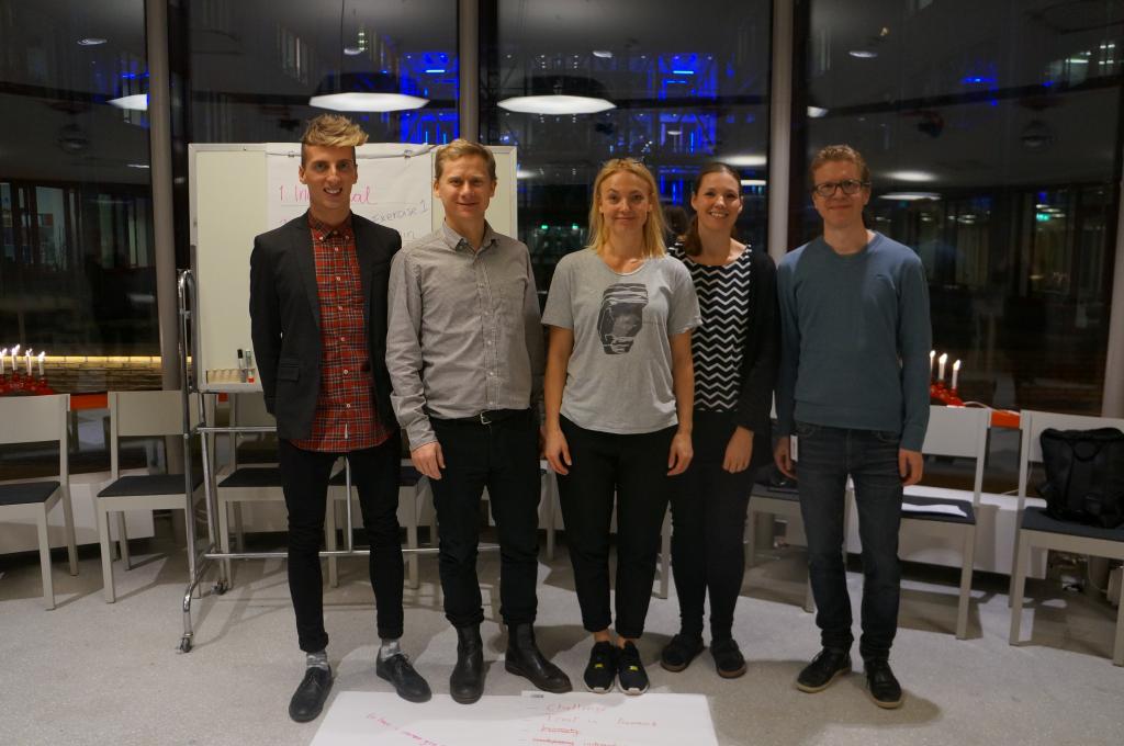 Om arbetsklimat på Stockholms universitet